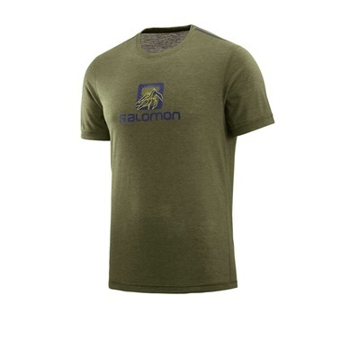 Salomon Tişört Yeşil